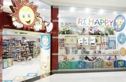 Ri Happy oferece Novas Vagas de Trabalho pelo Brasil