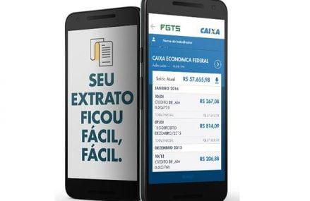 FGTS no Celular – Como Consultar Saldo e Extrato